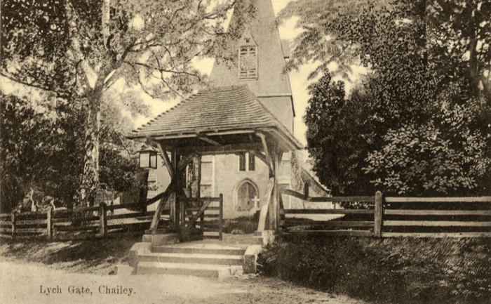 Lych Gate of Chailey Church