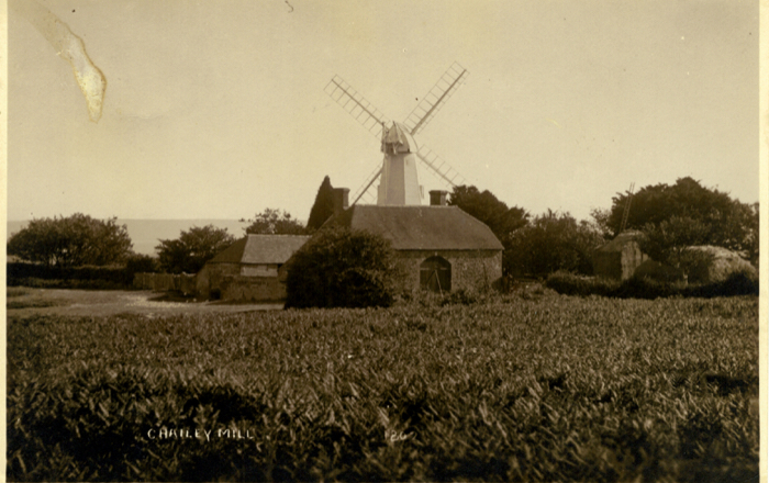Chailey Mill from Common